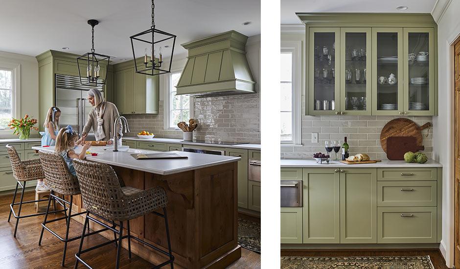Cottage Kitchen - Image 1 & 2