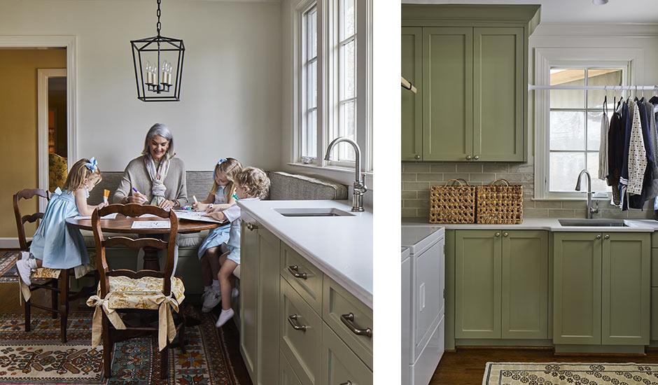 Cottage Kitchen - Image 3 & 4