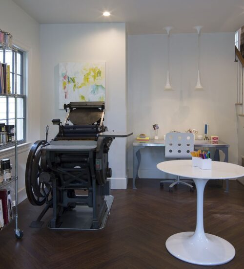 Dell Road Home Office - After Renovation Photo 2