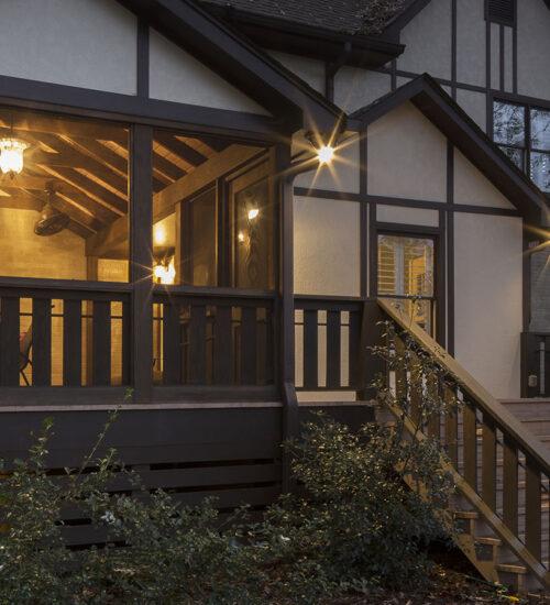 Homewood Screen Porch