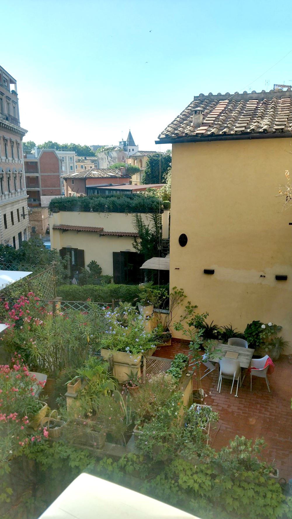 Rome Garden Terrace