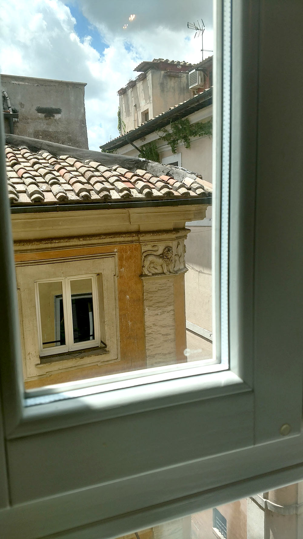 Rome Kitchen Window