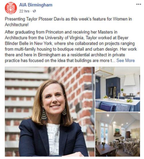 Women In Architecture Wednesday